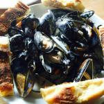 Mussels not fresh
