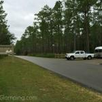 Entry to Blackwater River SP