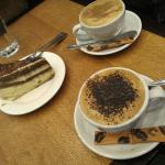 coffees & cake