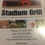 Bild från Stadium Grill
