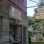 Wises restaurant