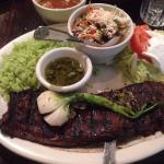 Carne asada cooked medium. DONT MISS OUT.