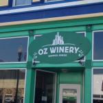 Entrance to Oz Winery