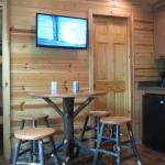 cabin 703 dining area