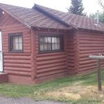Sweet nice size cabins and very cheap