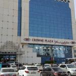 Foto de Crowne Plaza Hotel Abu Dhabi