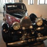 Bugatti i Malaga