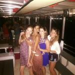 Lovely ladies on our evening cruise