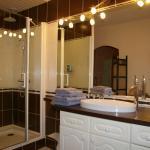 La salle de bain de la chambre Mumtaz