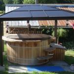 ...Eagle Lodge facilities...including a nice worm bath...