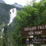 ...Odegaard Falls...do not miss!...