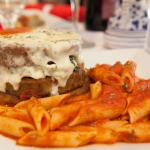 Our Take on Eggplant Parm