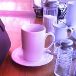 Lovely mug of coffee