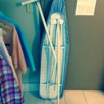 Our ironing board