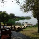 Vista para a Lagoa...