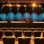 Island Event Center Stage