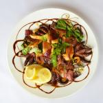 authentic italian dish