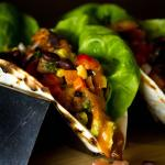 Blackened Chicken Taco