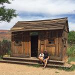 Worth the stop & watch the video telling you the history of Kanab