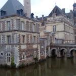 Photo de l'entrée du château