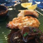 Filet Mignon and Hawaiian Lobster Tail