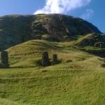 Parece bosque de moai