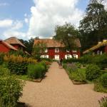 Het zomerhuis van Linnaeus