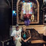 cliff & martha mcadoo in el sombrero july 10th 2015