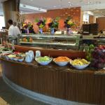 Buffet at The Breeze