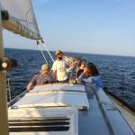 Aboard the Bufflehead