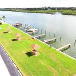 ICW side with docks , fishing, pool, spa,BBQ area