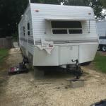 Our RV rental