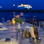 Agkyra Fish Restaurant by the sea.