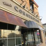 The Cornerstone restaurant