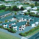 Aerial Shot The Backyard Inn