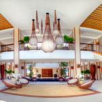 Main Building Lobby panoramic view