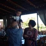 Had my sons birthday at bloemendal and we had so much fun, the food was superb, the service was