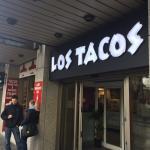 Bilde fra Los Tacos Olav Kyrresgate
