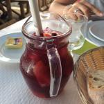 Almoço divinal, depois de uma excelente manhã de praia!!!!