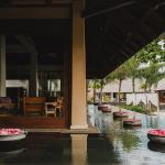 Foto de Shanti Maurice A Nira Resort