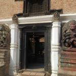 美術館の入口
