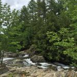 Falls near Northfield