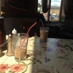 undrinkable iced coffee!