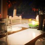Καλοκαιρινό βραδάκι στην Αλιάδα