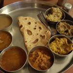 South Indian Special Thali