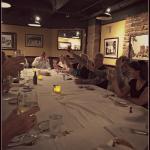 A toast at Mackenzie's
