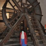 La roue d'origine