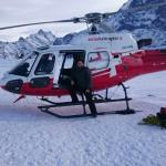 BOHAG Helikopterrundflug Foto