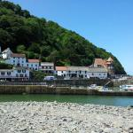 Lynmouth..