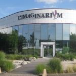 El edificio del Imaginarium